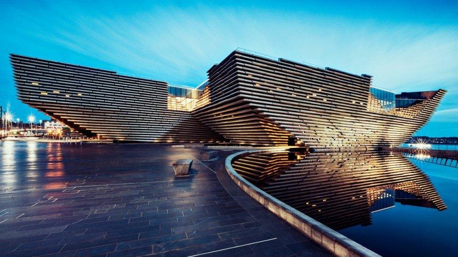 V&A Dundee  © Ross Fraser McLean