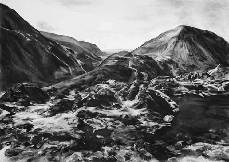 Tessa Lyons - Large Scale Landscapes