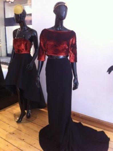 La Mania Autumn/Winter 2012-13. Photo- Isabella Redmond Styles