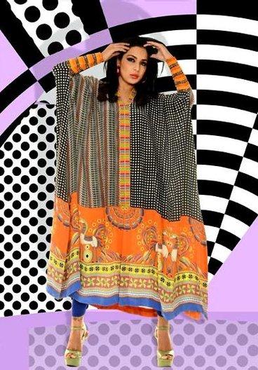 Pakistani Designer: Wardha Saleem © Wardha Saleem