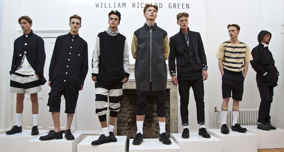 William Richard Green SS12 collection