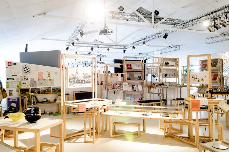 Maker Library at Guild Design Fair, Cape Town © Adriaan Louw