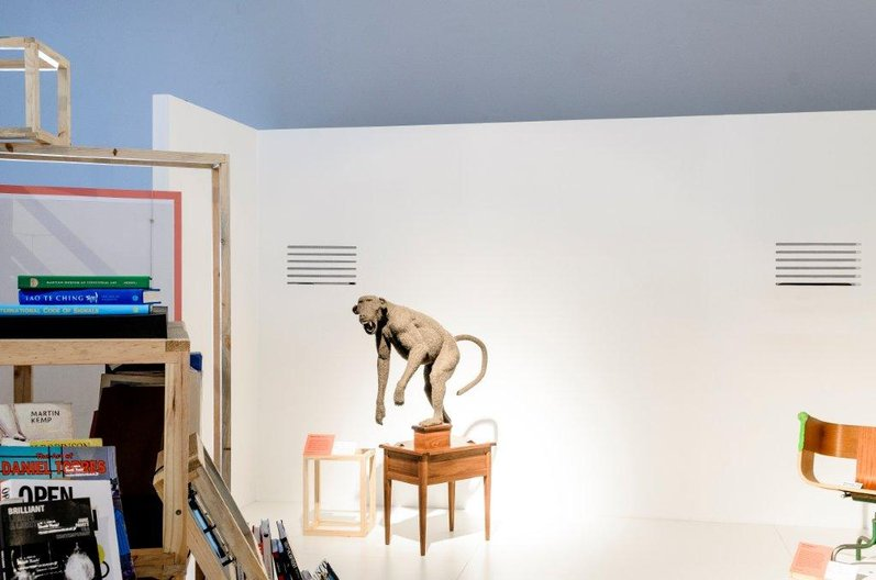 Maker Library Gallery at Guild with V&A Photography by Adriaan Louw
