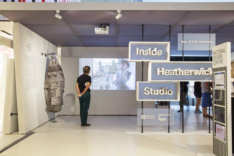 New British Inventors: Inside Heatherwick Studio © Fabian Ong