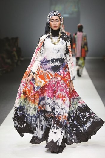 Runway at Jakarta Fashion © Jakarta Fashion Week