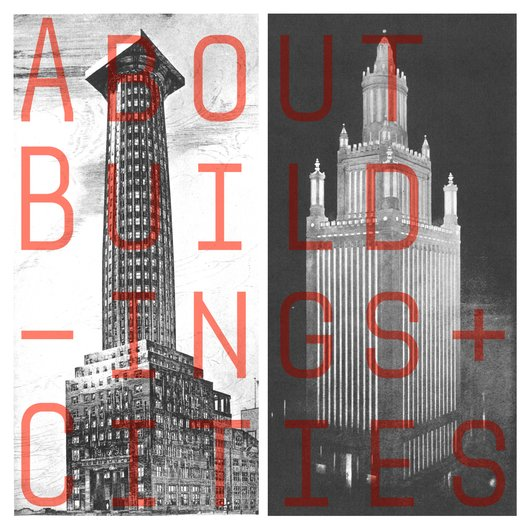 About Buildings and Cities, 2016 - present Luke Jones