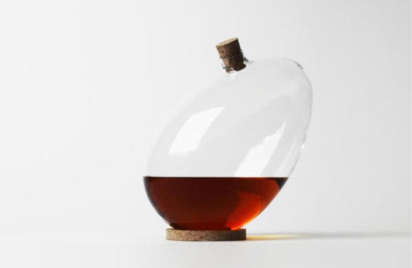 Egg Decanter, Sebastian Bergne  London Design Festival