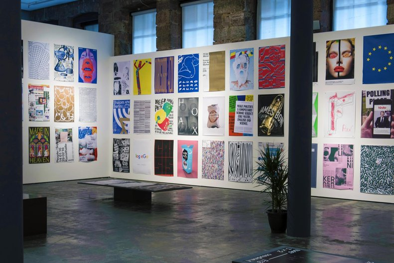 International Poster Exhibition  © GDFS