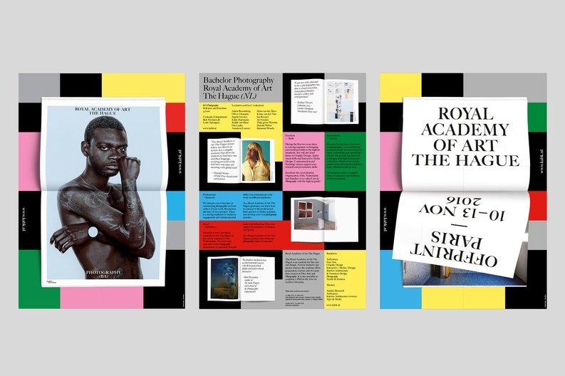 Winner: International Poster Exhibition  © Koos Breen
