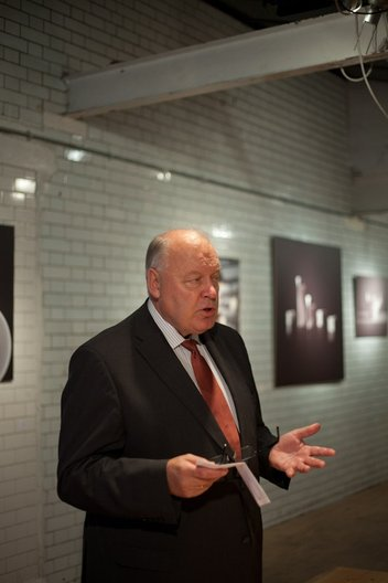 Opening Speech - Photography by David Cotter