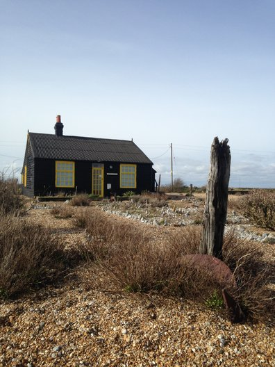 Prospect Cottage, Derek Jaraman's house photo by Joel Mills