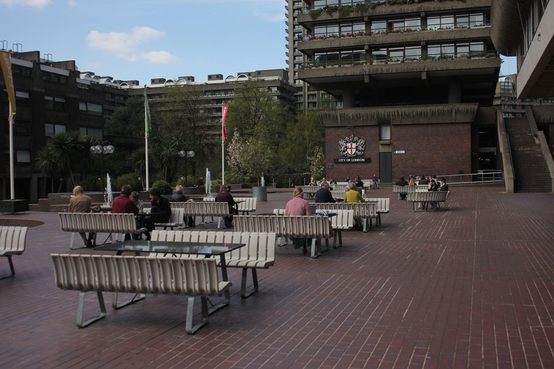 Barbican Centre, London © PS (Public Space)