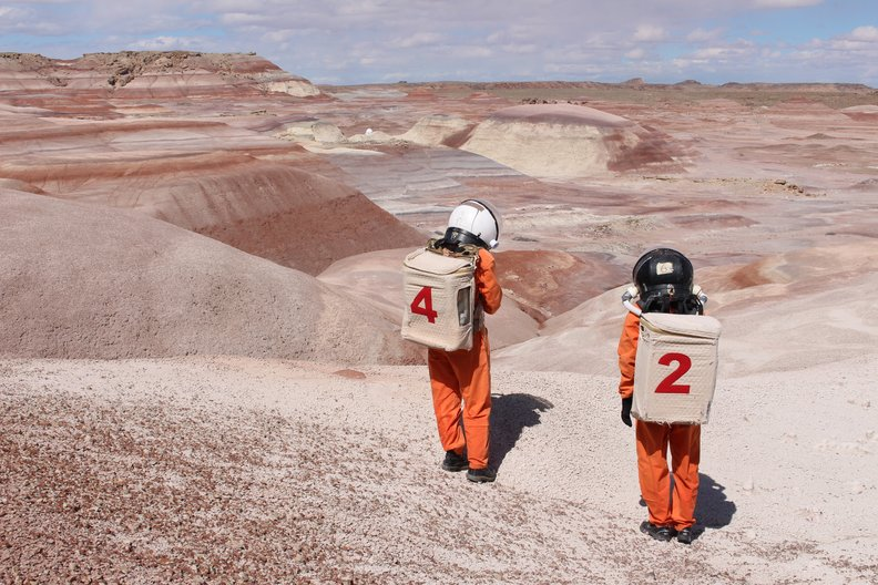 Mars Desert Station