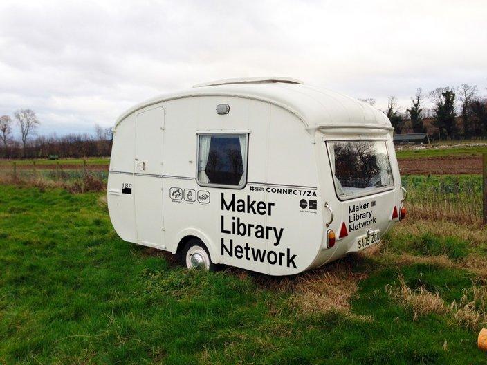 The Maker Library at GRAS, Edinburgh