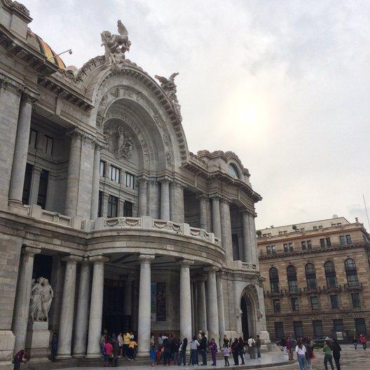 Palácio de Bellas Artes photo: João Guarantani