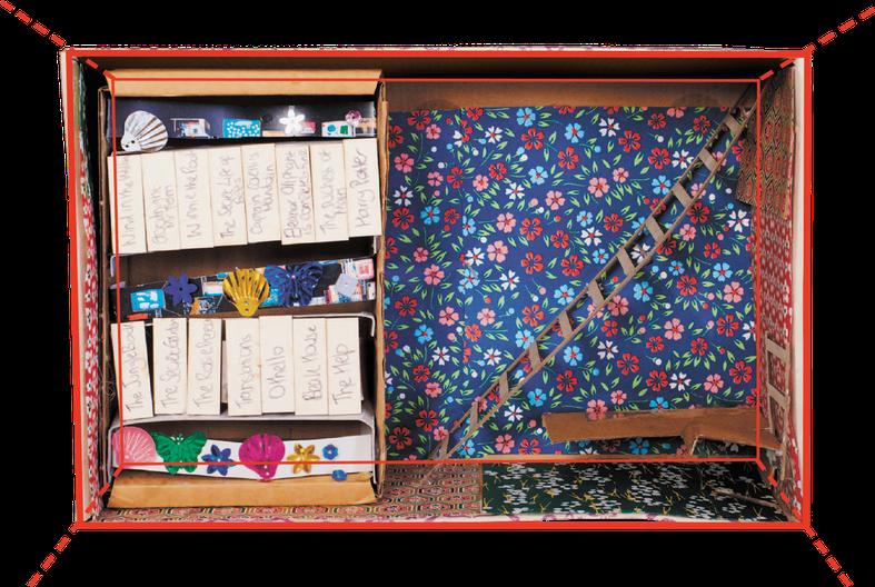 Giant Dolls' House: alone-together Image: Karem Ibrahim