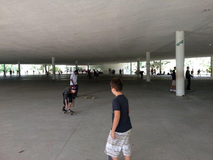 Parque Ibirapuera, São Paulo © PS (Public Space)